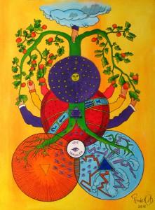 Tineke Kleij  De boom van kennis van goed en kwaad