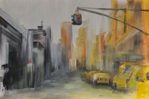 MIHU Yellow cab