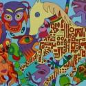 Swa van Dael 'Carousel of Life'