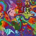 Swa van Dael 'Rainbow'