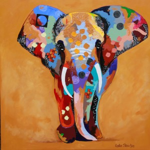 ester-steintjes-olifant