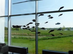 Bart Ensing installatie lounge ARA