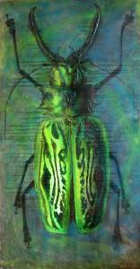 Guusje Bertholet Grote groene kever